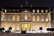 Елисейский дворец в Париже. // lexpress.fr