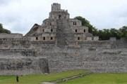 Памятники Мексики привлекают туристов. // Wikipedia