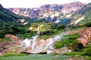 Долина гейзеров - достопримечательность Камчатки. // geol.msu.ru