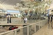 Гостиница будет соединена с крупнейшим торговым центром Маската подвесной галереей. // constructionweekonline.com
