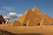 Российский турпоток в Египет упал на 70% // iStockphoto