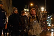 Туристы увидят необычную Прагу. // Reuters