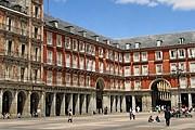 Plaza Mayor в Мадриде // Wikipedia