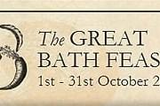 Фестиваль продлится месяц и охватит весь город. // greatbathfeast.co.uk