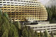 Отель InterContinental Davos // ihg.com