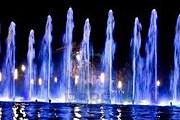 Городские фонтаны замрут до весны. // spbkids.com