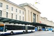 Вокзал Женевы // Travel.ru