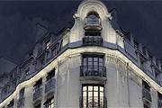 Здание отеля Sofitel Arc de Triomphe // sofitel.com