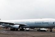 Самолет Cathay Pacific // Travel.ru