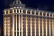 Здание отеля Park Inn by Radisson, Astana // parkinn.com