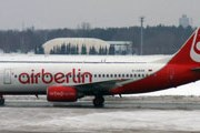 Самолет AirBerlin // Travel.ru
