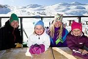 Норвегия популяризирует семейный лыжный отдых. // skistar.com