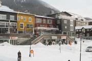 Оре - популярный зимний курорт в Швеции. // skistar.com