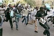 В Кении – беспорядки. // newsru.com