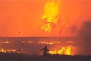 На борьбу с огнем брошены все силы спасательных служб. // Euronews