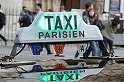 К осени 2014 года все парижские такси станут экологичными. // Mairie de Paris