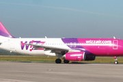 Самолет Wizzair // Travel.ru