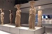 Музей Акрополя ждет туристов. // theacropolismuseum.gr