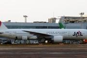 Самолет JAL // Travel.ru