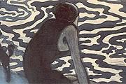 """""""Купальщица"""" Леона Спиллиарта – один из экспонатов музея. // fine-arts-museum.be"""
