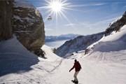 Кран-Монтана - популярный курорт в Швейцарии. // crans-montana.ch