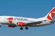 Самолет CSA Czech Airlines // Travel.ru