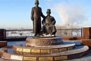 Памятник ижевским оружейникам // world-of-russia.ru