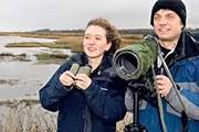 Туристам нравится наблюдать за птицами. // telegraph.co.uk