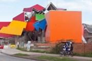 Музей отличается смелыми архитектурными формами. // Buenolatina.ru