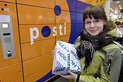 Россияне доверяют почте Финляндии. // posti.fi