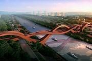 Мост должен стать удобным для туристов. // Next Architects