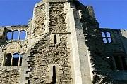 Ньюаркский замок был оплотом роялистов во время войны. // AP