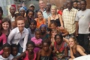 В Матонге Африка встречается с Бельгией. // kuumba.be