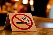 У курильщиков остается все меньше мест. // iStockphoto
