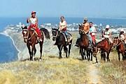 Прогулки на лошадях все популярнее. // hor-ses.ru