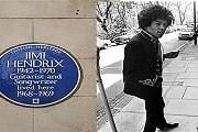 Джими Хендрикс прожил на Брук-стрит до конца своих дней. // Londonstills.com / Alamy