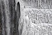 Ниагара во льду. // Reuters