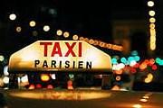 Парижские таксисты недовольны конкуренцией. // flickriver.com