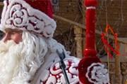 Дед Мороз работает на пределе. // novoteka.ru