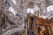 В городе Пуэбла - немало шедевров барокко. // Wikipedia