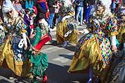 Которский карнавал - семейный праздник. // facebook.com/montenegro.moyrunet