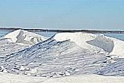 """""""Ледяные вулканы"""" - уникальное природное явление. // Chelsea McPherson,The Canadian Press"""