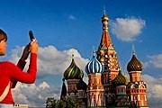 Москва - лидер внутреннего туризма. // GettyImages / Frans Lemmens