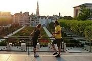 Пробежки - отличный способ улучшить здоровье и познакомиться с городом. // visitbrussels.be
