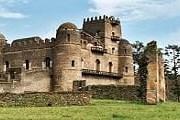 В Гондэре сохранилась древняя крепость. // qaneandmarshall.com