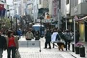 Мотомачи - один из крупнейших торговых районов Японии. // japanguide.com