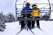 Сигулда - место лыжного отдыха в Латвии. // GettyImages