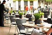 Рестораторы не поняли новых правил работы. // designwagen.com