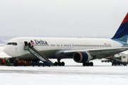 Самолет Delta // Travel.ru