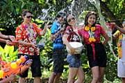 Сонгкран - веселый праздник. // thailand-news.ru